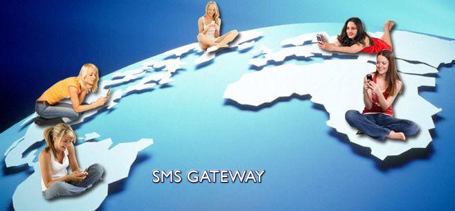 ứng dụng sms gateway
