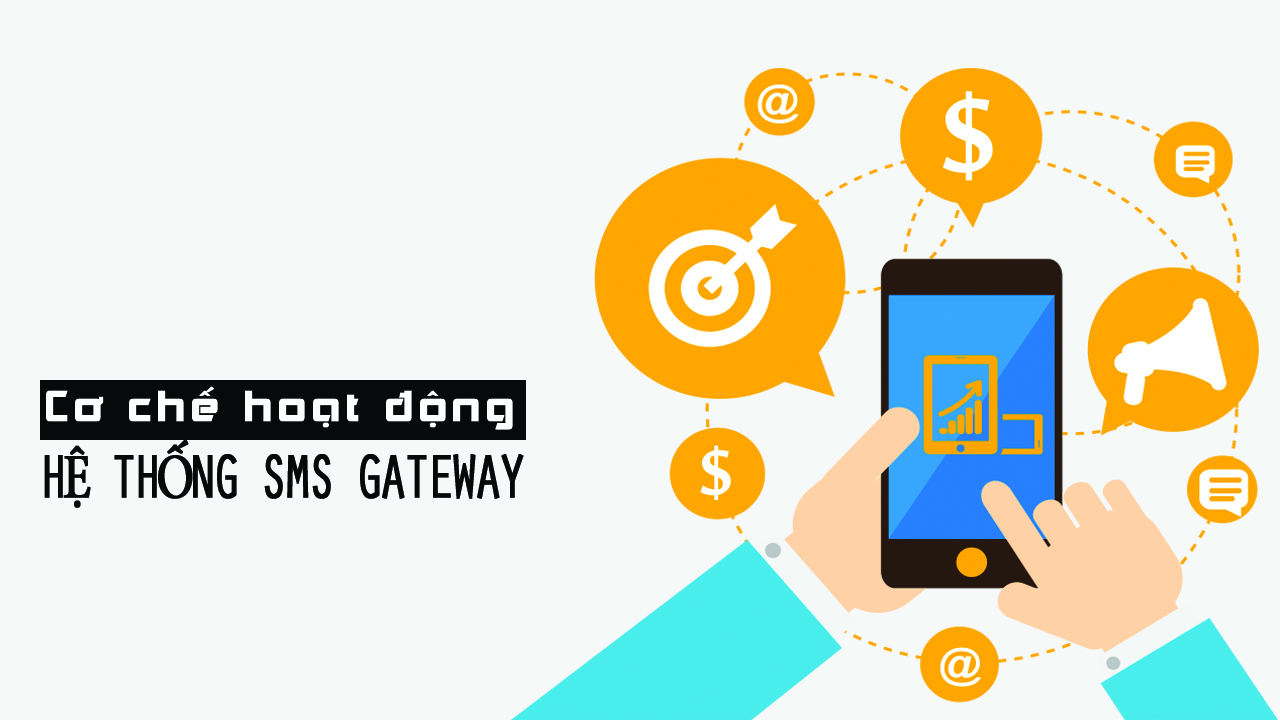 xây dựng hệ thống sms gateway