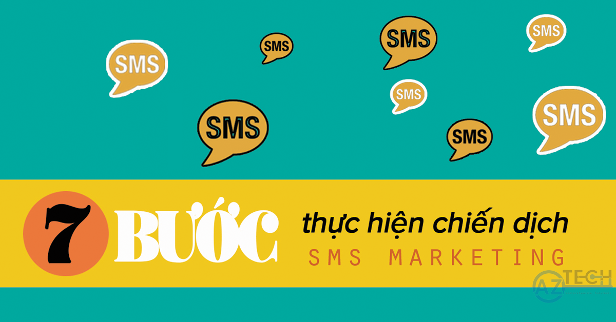 chiến dịch sms marketing
