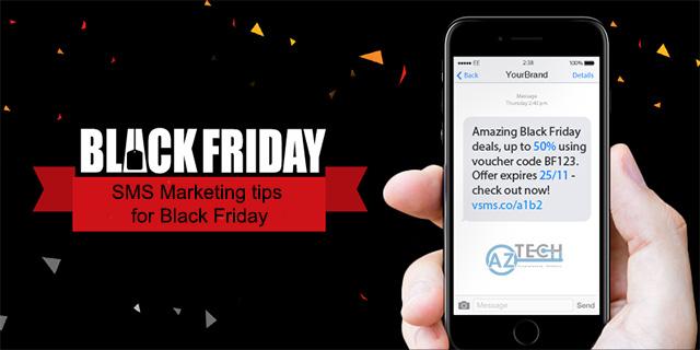 Bán hàng Black Friday