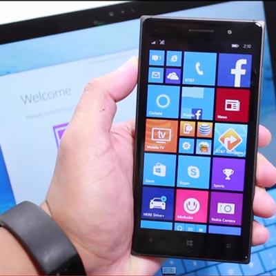 Nền tảng phát triển Windows Phone
