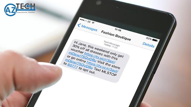Ứng dụng hệ thống nhắn tin sms