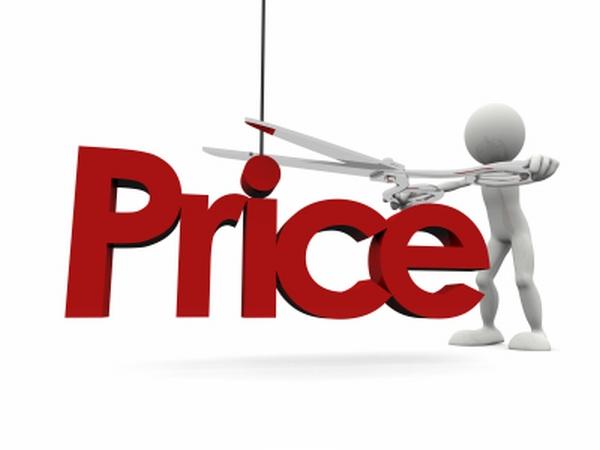 Mức giá cả của nhà cung cấp dịch vụ đầu số