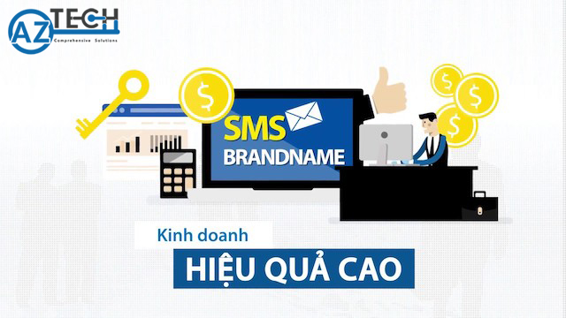 sms brandname kiếm tiền ngay trên điện thoại