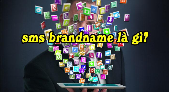 sms brand name la gi