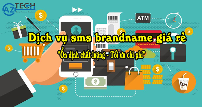 dịch vụ sms brandname
