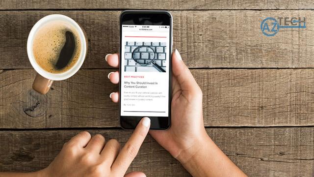viết nội dung cho mobile