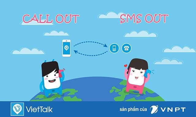 Ứng dụng gọi điện miễn phí của Vinaphone