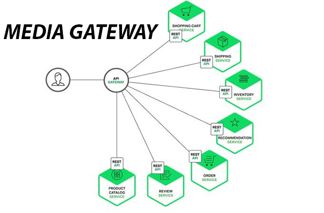 media gateway cho doanh nghiệp