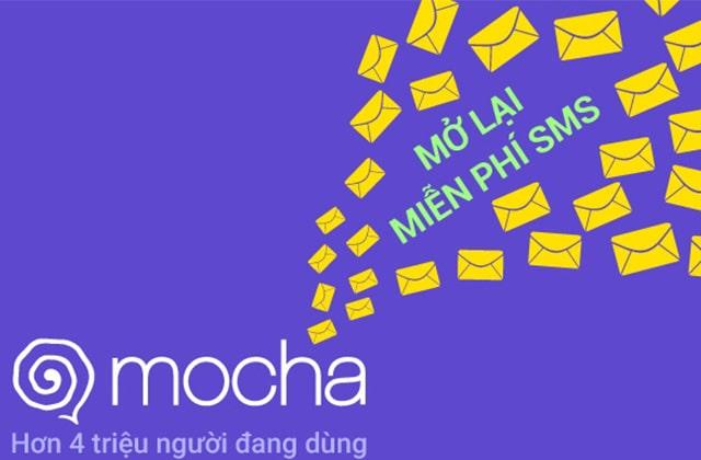Sử dụng App Mocha để nhắn tin sms miễn phí