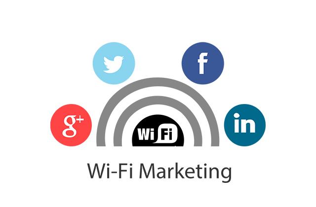 Sử dụng wifi marketing free để thu thập dữ liệu từ nhập thông tin hay đăng nhập bằng Facebook, Google