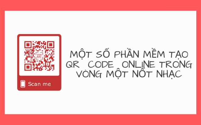 Tạo qr code online
