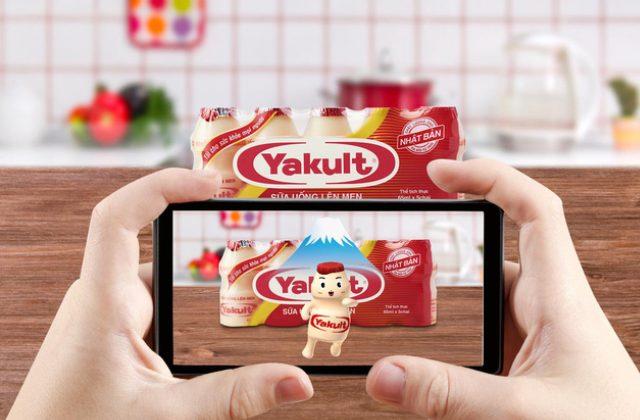 Sử dụng công nghệ thực tế ảo ar để quảng cáo thương hiệu