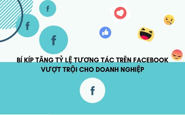 Tương tác trên facebook