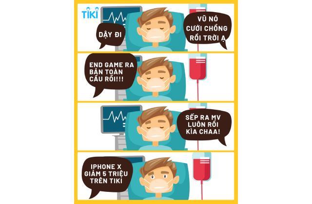 Truyền thông tiếp thị sử dụng tin ngoài luồng của TIKI