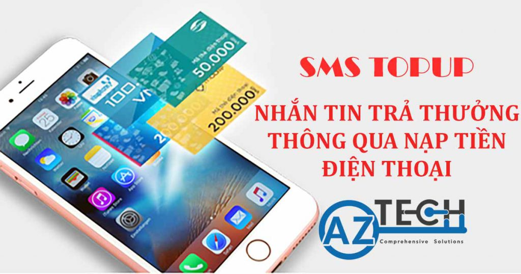 sms topup