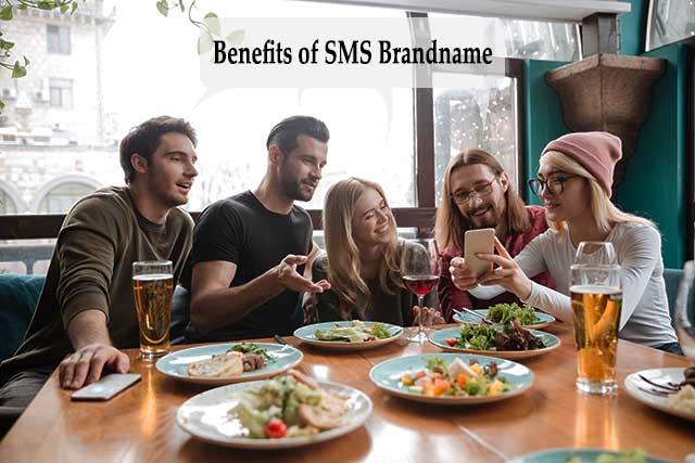 ứng dụng sms brandname trong ngành nhà hàng