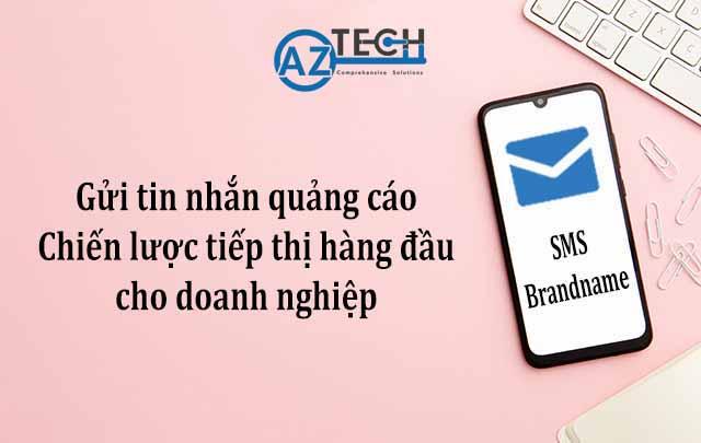 gửi tin nhắn quảng cáo