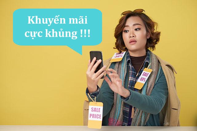 sms marketing cho dịp nghỉ lễ
