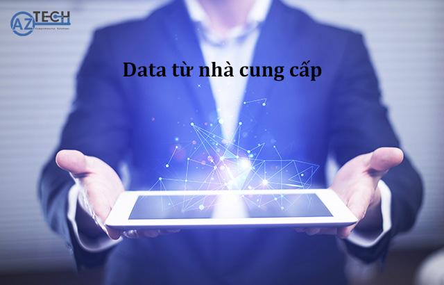 xây dựng data khách hàng