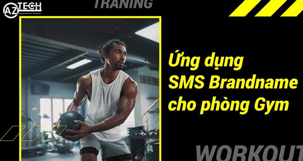 SMS Brandname cho phòng Gym