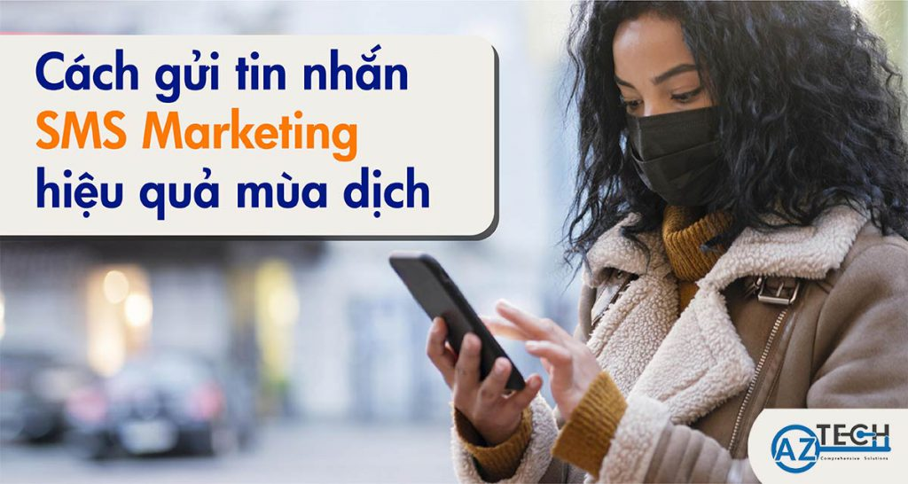 gửi tin nhắn SMS Marketing