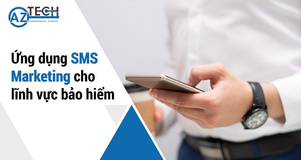 sms marketing cho lĩnh vực bảo hiểm