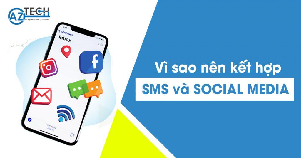 sms và social media