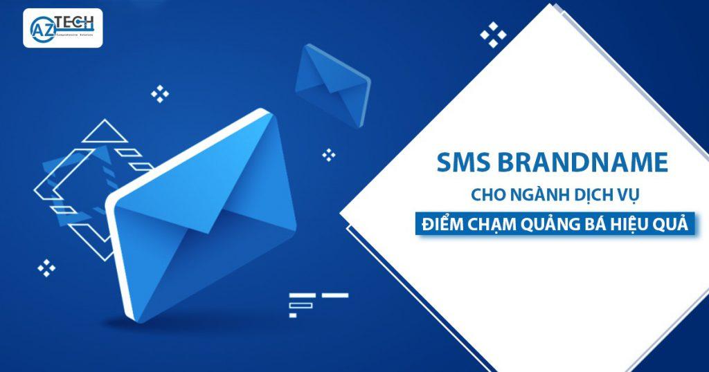 SMS Brandname cho ngành dịch vụ